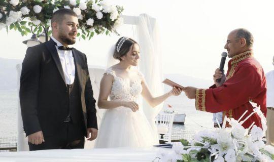 İşadamı Onur Kaya evlendi