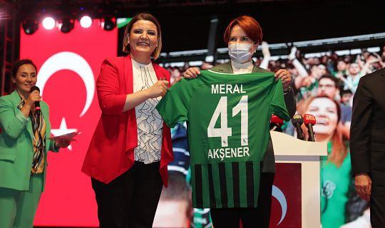 İzmitli Meral Akşener,İZGİM'in açılışına geliyor