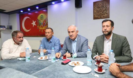 """""""STK'larımızla Sürekli İstişare Halindeyiz"""""""