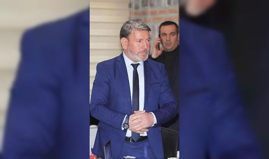 Saadet Körfez'de ilçe başkanı Mehmet Ali Tahtalı oldu