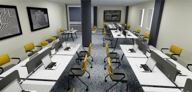 3D Yazıcı ve Tasarım Merkezi Yakında Hazır