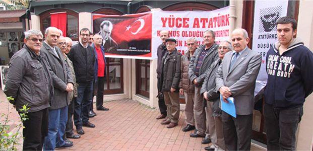 ADD Atatürk'ü andı
