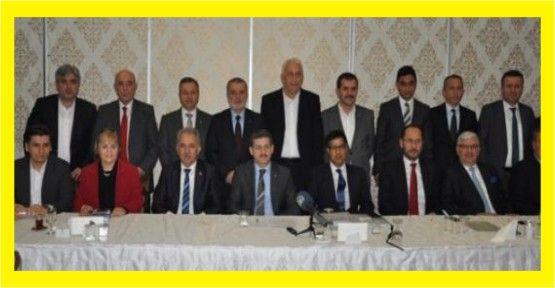 Ak Parti'de Meclis Üyeleri Açıklandı