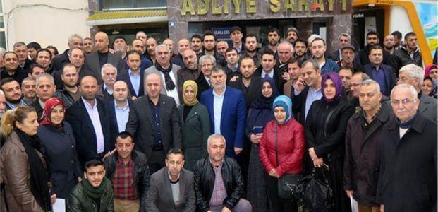 AKP'liler Kılıçdaroğlu hakkında suç duyurusunda bulundu