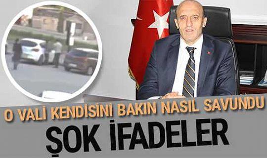 Sevgilisini ormana kaçıran Kırklareli Valisi Orhan Çiftçi'den şok açıklama!