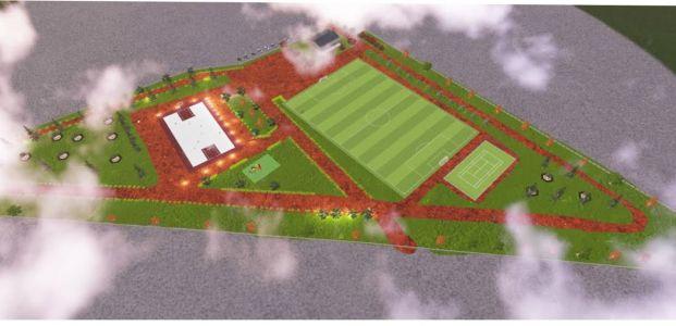 Arslanbey'de Semt Spor Kompleksi Projesi Hayat Buluyor