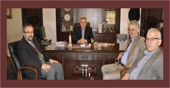 Artvinlilerden Başkan  Alemdar'a davet