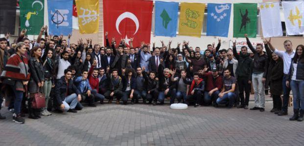 Atsız Kültür Evi İzmit'te açıldı