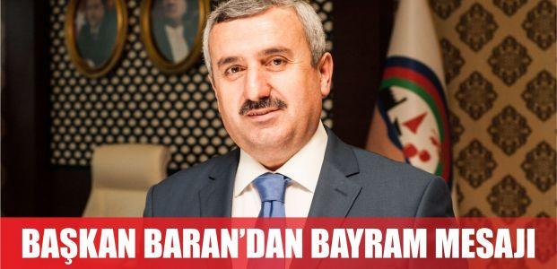 Baran'ın Kurban Bayramı Mesajı