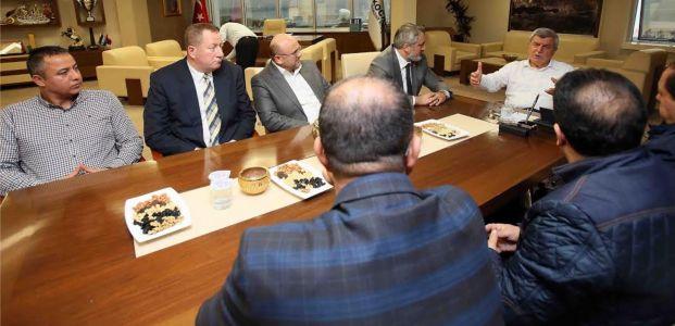 Başkan, ''Amatör sporda aktarma ücretleri kalkmalıdır''
