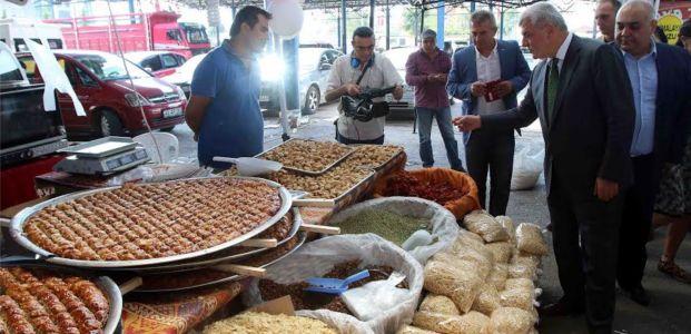 Başkan, ''Anadolu'nun her lezzeti çok güzel''