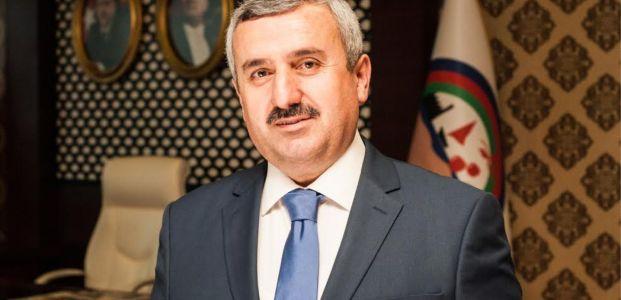 """Başkan Baran """"KADINA ŞİDDETE HAYIR"""" Dedi"""