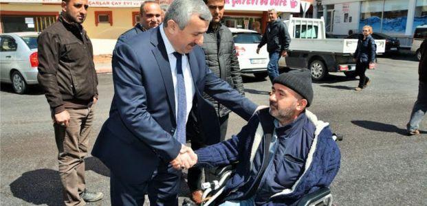 Başkan Baran'dan, 3 Aralık Dünya Engelliler Günü Mesajı