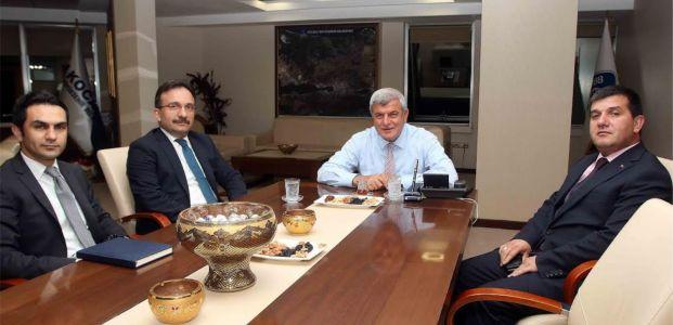 Başkan, ''Gübre ve yemde KDV indirimini önemli buluyorum''