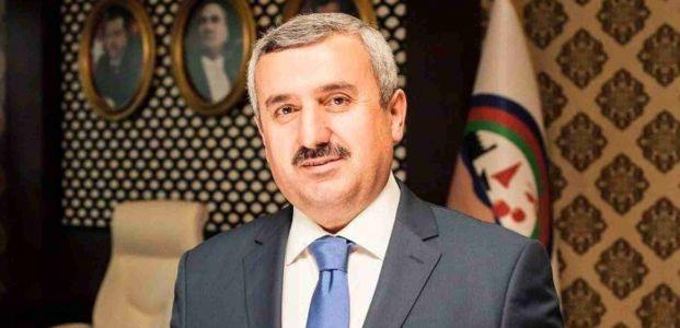 Başkan İsmil Baran;Ruhu Şaad Mekanı Cennet Olsun.