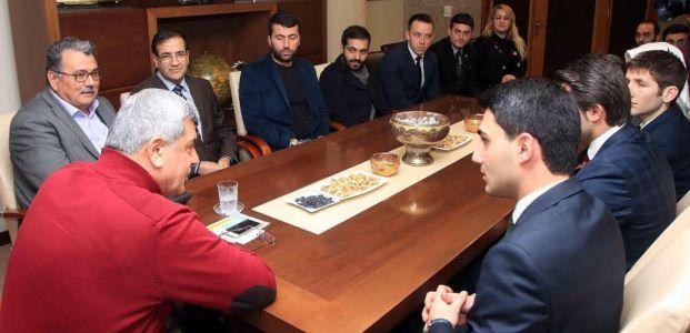 Başkan, ''İstiklal mücadelesinin ruhu gençliğin rehberi olmalıdır''