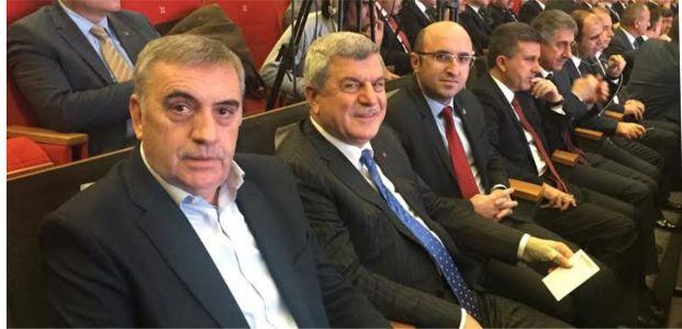 Başkan Karaosmanoğlu, 2016 eylem planı toplantısına katıldı