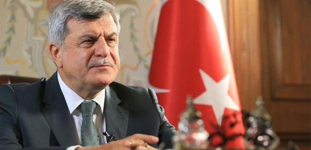Başkan Karaosmanoğlu, 'Atatürk'ü Saygıyla Anıyoruz'