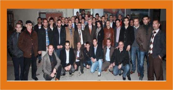 Başkan Karaosmanoğlu, Bingöllülerle buluştu