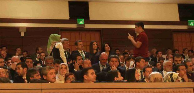 Başkan Karaosmanoğlu, Erdoğan'ın yemin törenine katıldı