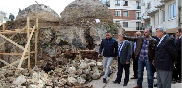 Başkan Karaosmanoğlu, ''Karamürsel'de olmazsa olmaz işleri yaptık''