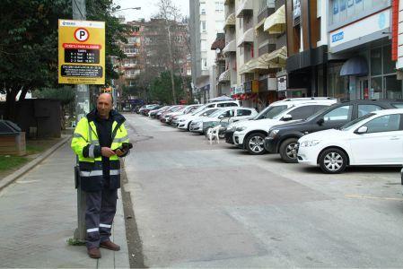 Bayramda parkomatlarda ücretsiz