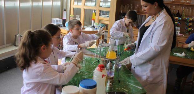 Bilim Merkezi'ni 52 bin 924 kişi ziyaret etti