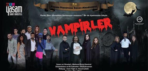 Bu vampirler güldürecek