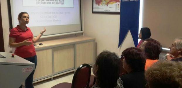 Bulgaristan heyetine deprem eğitimi