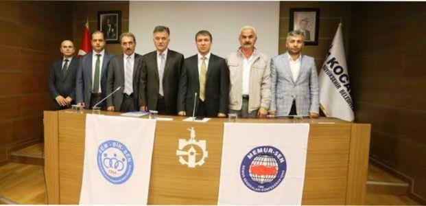 Büyükşehir'de sosyal dengeler 2017 sonuna kadar ödenecek