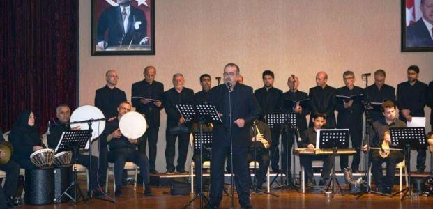 Büyükşehir'den Muharrem ayı özel konseri