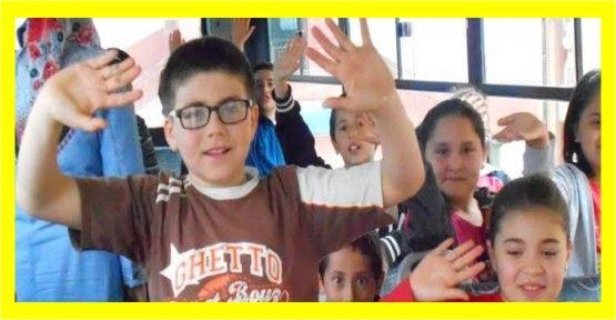 Büyükşehir'in Spor Okulları köyleri unutmuyor