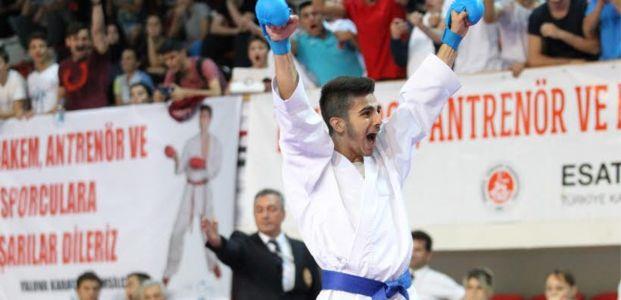 Büyükşehirli İki Karateci Dünya Şampiyonası Vizesi Aldı