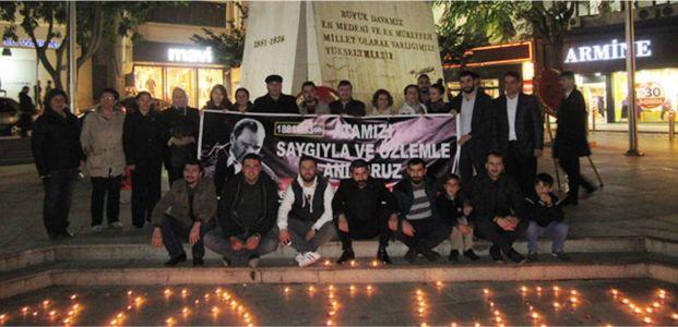 CHP Gebze Gençlik Kolları Akit'i kınadı