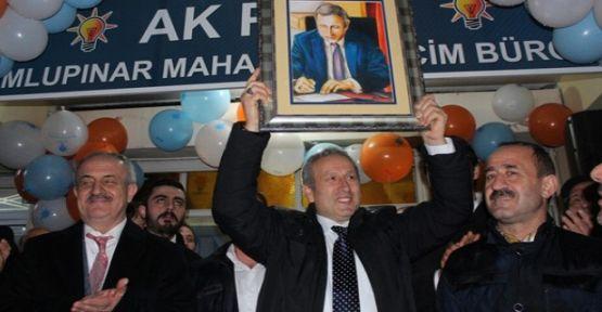 Derince'de AK Parti sesleri yükseliyor