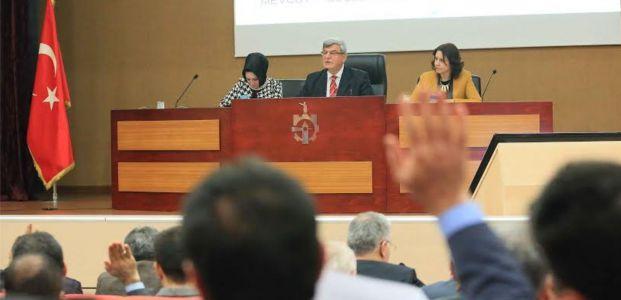 Ekim ayı meclisinde 107 madde görüşülecek