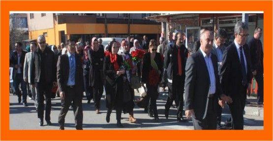 Ellibeş Esnaf Ziyaretlerini aralıksız sürdürüyor