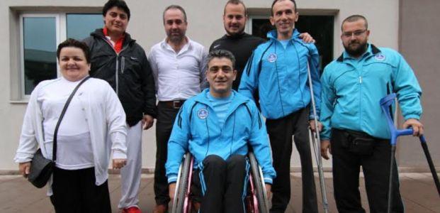 Engelli Halterciler, Engel Tanımıyor