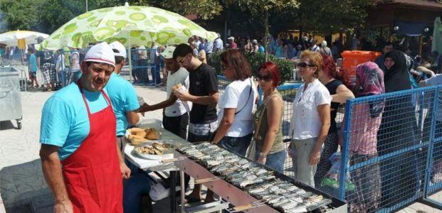 Ereğli'de Balık Festivali
