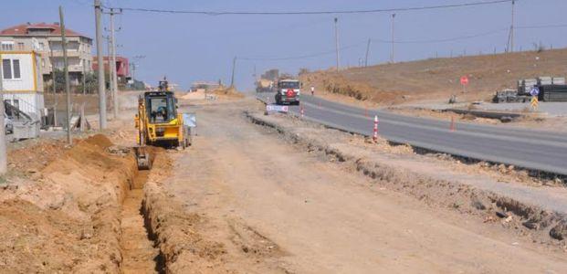 Gebze Bağdat Caddesi yeniliyor