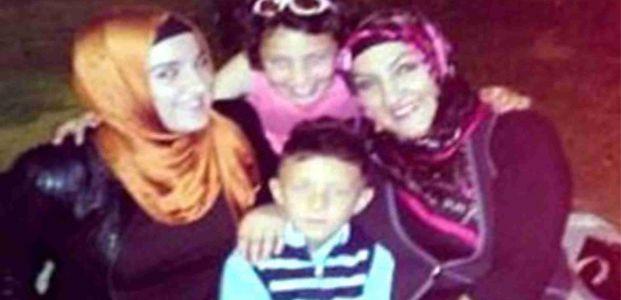 Genç anne kendini ve çocuklarını ölüme terk etti