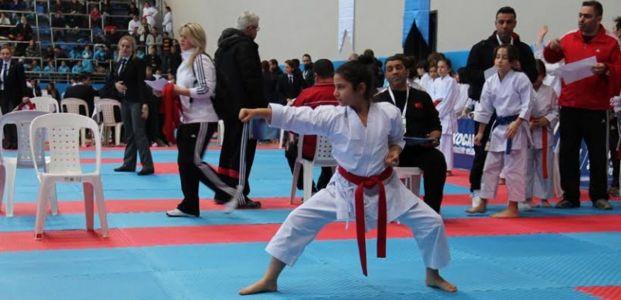 İller arası Karate Ligi'nin ikinci etabı başladı