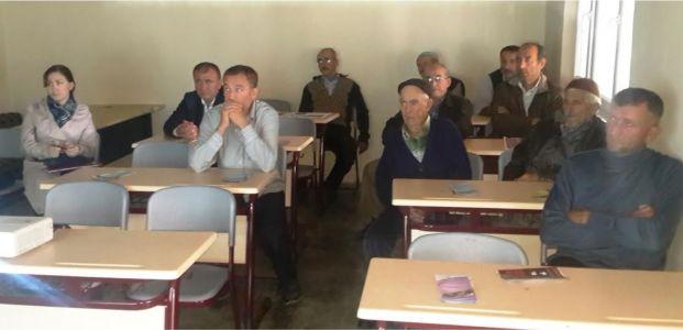 İzmit Belediyesi'nden köylerde bilinçlendirme eğitimi