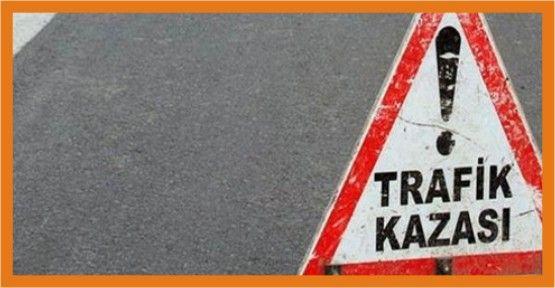 İzmit'te trafik kazası: 1 yaralı