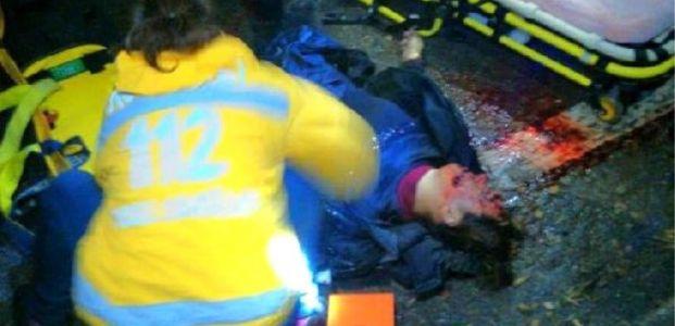Jandarma Aracının Çarptığı Kadın Öldü