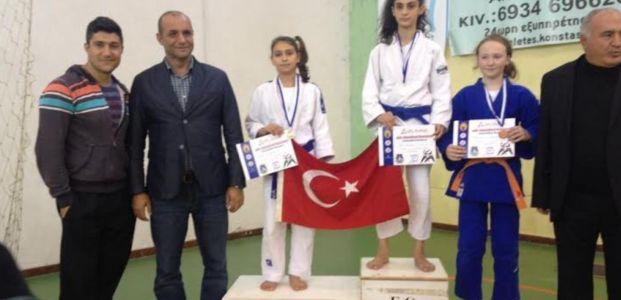 Judoculara Yunanistan'da Hafif Geldi