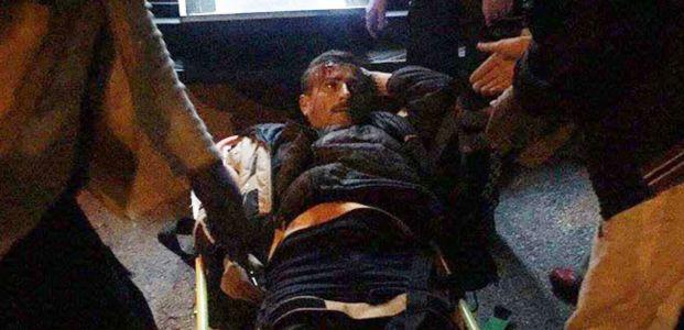 Kandıra Sapağı'nda kaza:1 yaralı