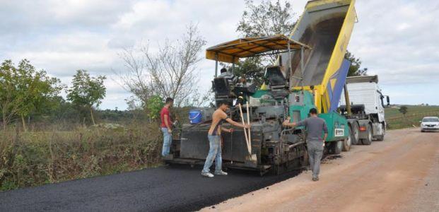 Kandıra'da dört köy yolu yenileniyor