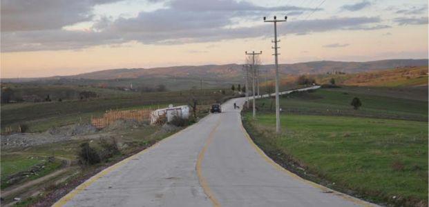 Kandıra'ya 74 kilometre yol