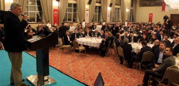 Karaosmanoğlu, ''Ülkemizde özgürsek şehitlerimiz hürmetinedir''